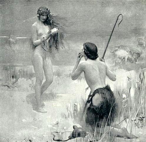 The Sea Maiden