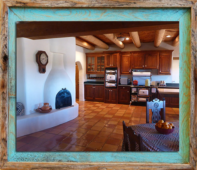 Kitchen at Concho Hills