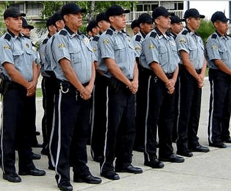Mando único policial