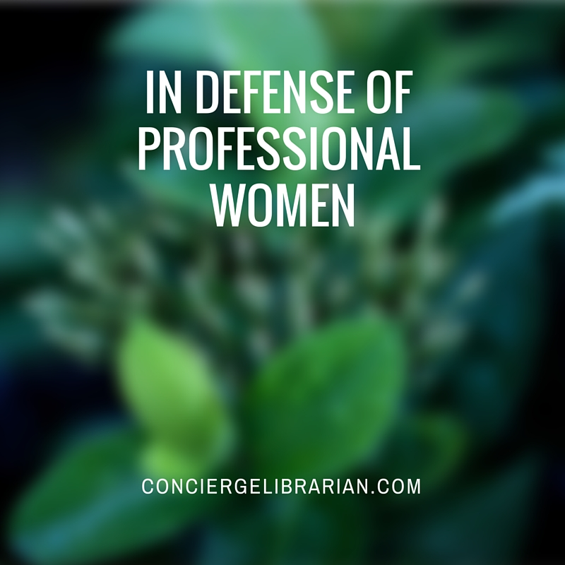 Professional Women