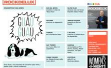 Conciertos Guau Guau - Prensa - Rock de Lux