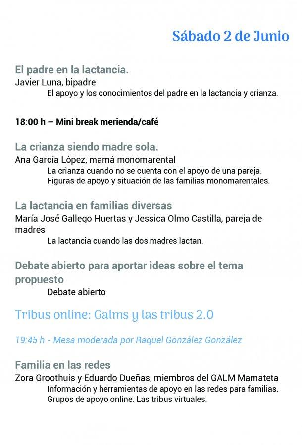 Foro Andaluz de Galms pagina de programa 4