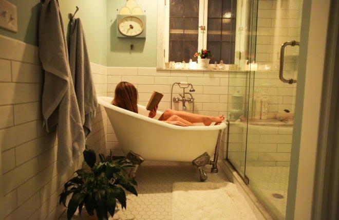 Si tus hijos tienen papitis, disfruta y date un baño