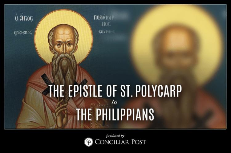 Polycarp to the Philippians