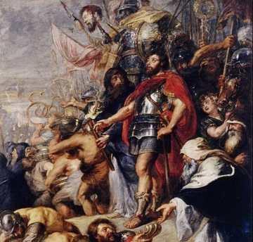Triumph of Judas Maccabeus