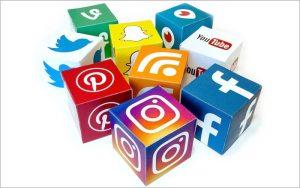 Les réseaux sociaux : Top 5 monde, États-Unis, France et Chine en 2016