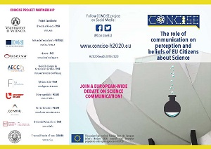 Concise project leaflet