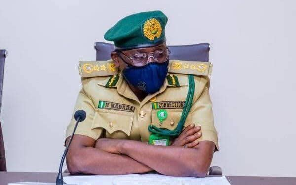 Controller General of Corrections, Haliru Nababa