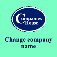 change company name with companies house