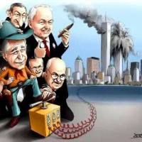 $40.6+ TRILLION ROBBED FROM AMERICANS BY ROTHSCHILDS ZIONIST MAFIA & ISRAEL = TOTAL COST PAID BY AMERICAN MIDDLE CLASS VERSUS NATIONAL DEBT $19+ TRILLION