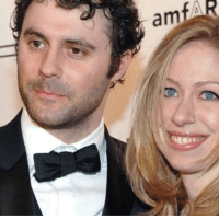 ANOTHER CYCLE OF CLINTON LYING AND CORRUPTION AND FRAUD = THE CLINTONS ONLY MARY OTHER CRIMINALS = CHELSEA MARRIED THE SON OF CLINTON EX-CON FRIEND!