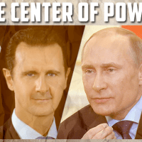NEW CENTER OF POWER IN MIDDLE EAST AND EURASIA