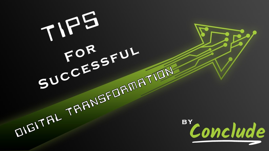 Tips for Successful Digital Transformation