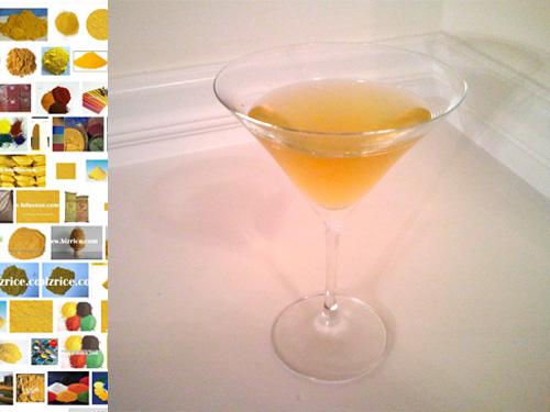 Iron Oxide Yellow cocktail