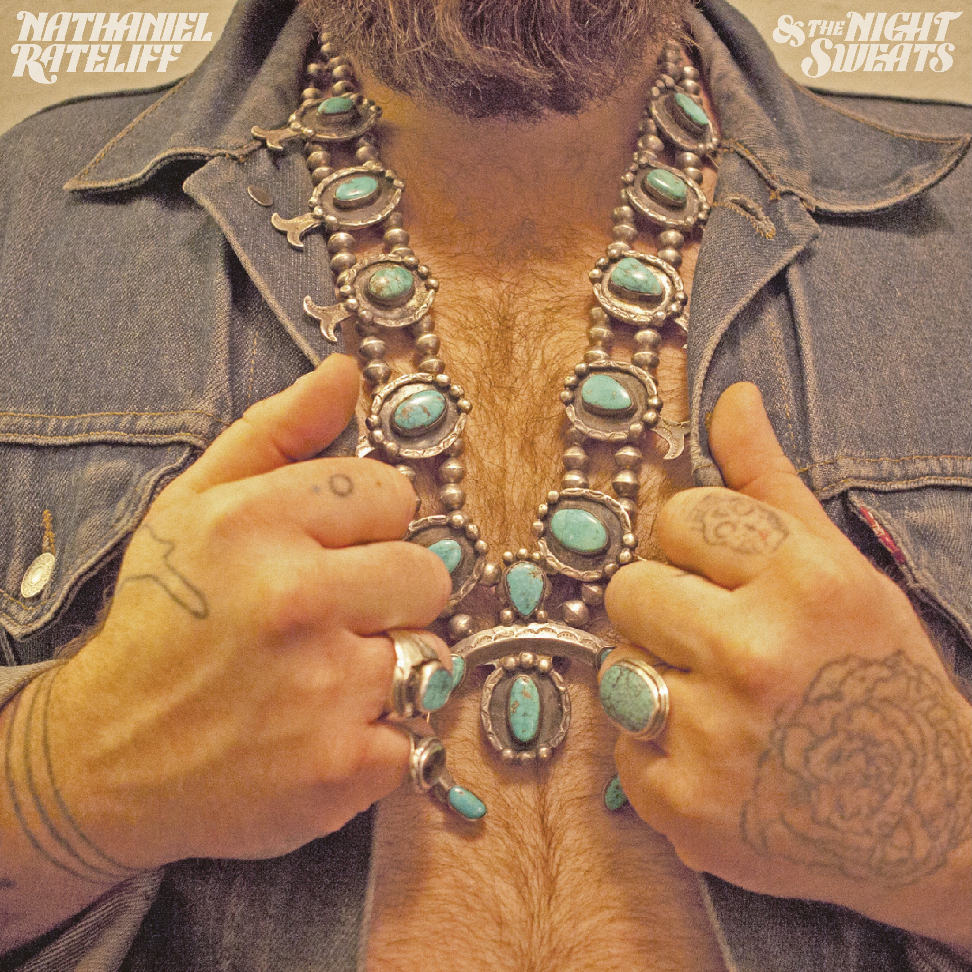 Image result for nathaniel rateliff and the night sweats album cover