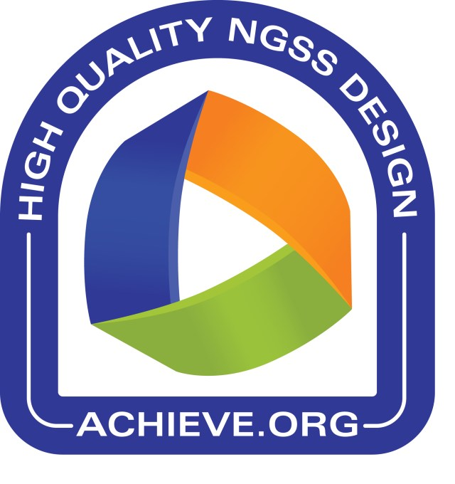 NGSS Design Badge