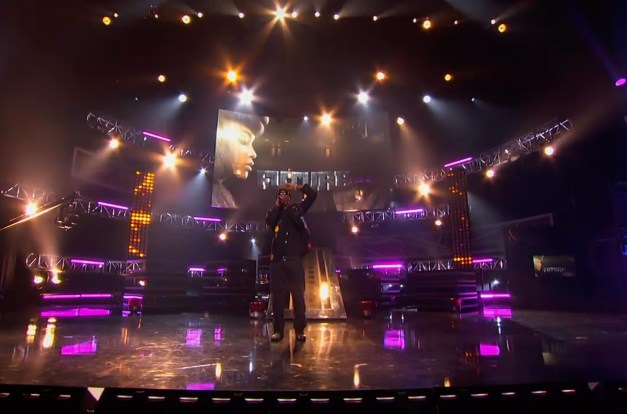 P Diddy: BET Hiphop Awards 2012 (B. Stonestreet, PD)
