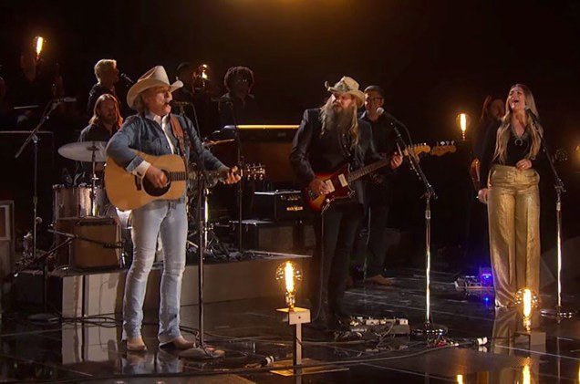 Chris Stapleton/Dwight Yoakam: CMA 2016