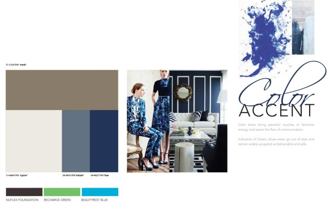 Color Palette Development: Interior Products