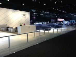 Bentley Trade Show: 2014