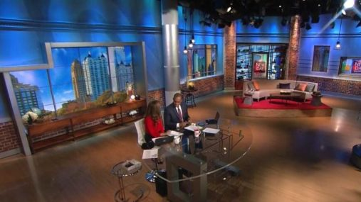 CNN New Day Atlanta: 2016