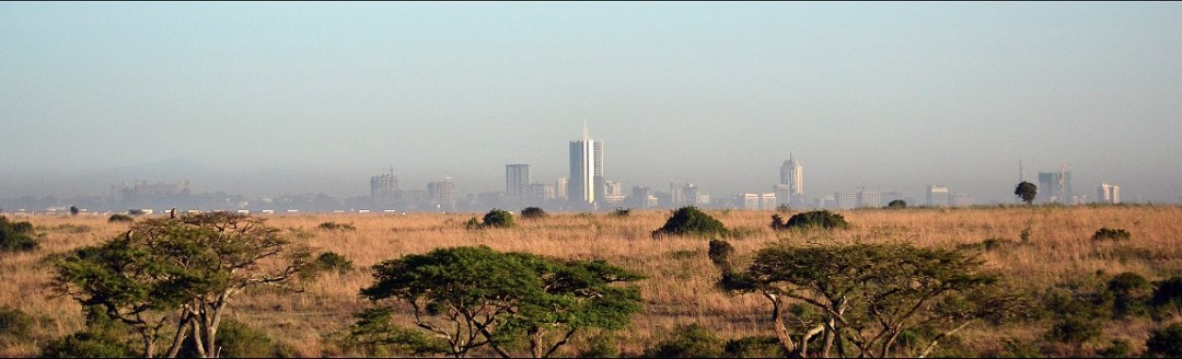 The Nairobi meeting city