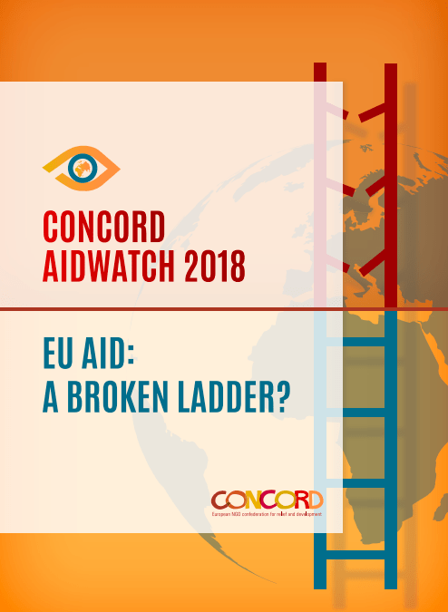 AidWatch 2018: EU aid – a broken ladder?