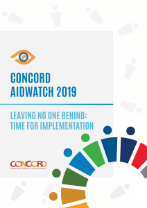 AidWatch 2019: Leaving No One Behind – Time for Implementation