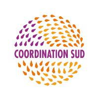 Coordination Sud logo white background