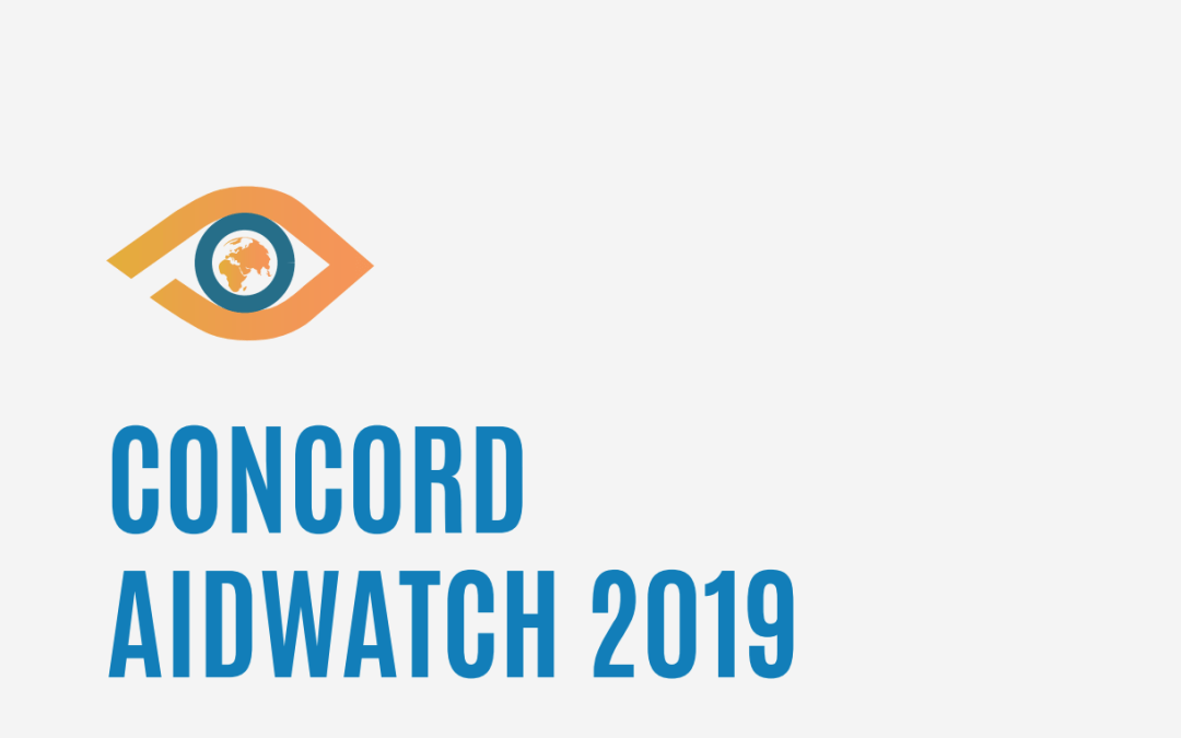 AidWatch 2019: Total shift required to Leave No One Behind