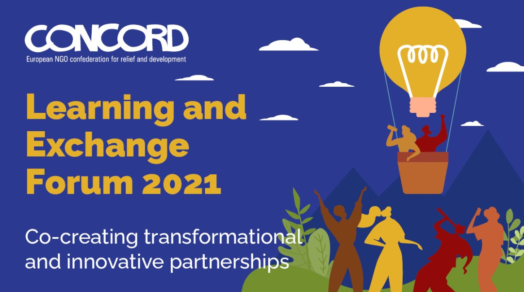 Learning and Exchange Forum 2021: Co-creating transformational and innovative partnerships