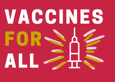 #Vaccines4All