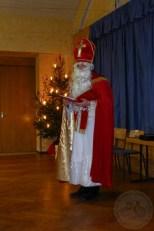 Der Nikolaus kam auch in diesem Jahr wieder gerne zur Concordia