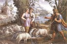 Raffaello Jacob's Encounter with Rachel 1518-19