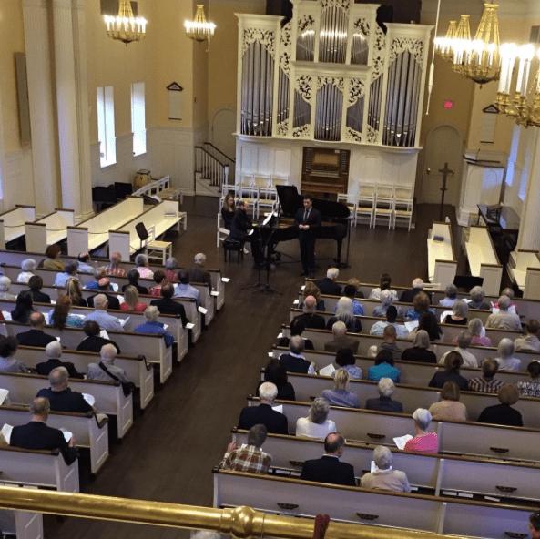 Concordia at Miller Chapel