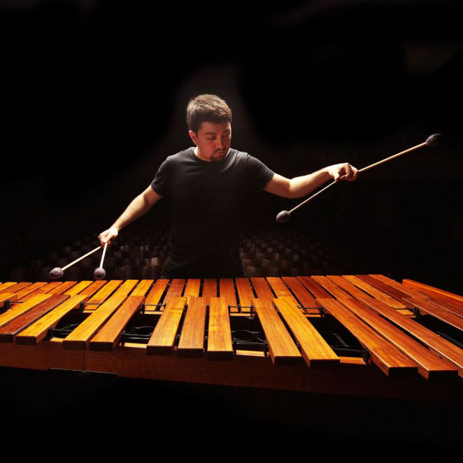 Ian David Rosenbaum Percussion