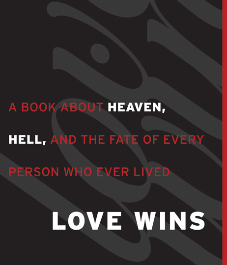 Love Wins: Review by Tony Cook