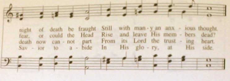 Cruciger hymn