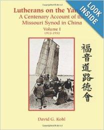 Lutherans on the Yangtze