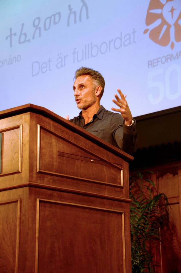 Tullian Tchividjian on Law and Gospel