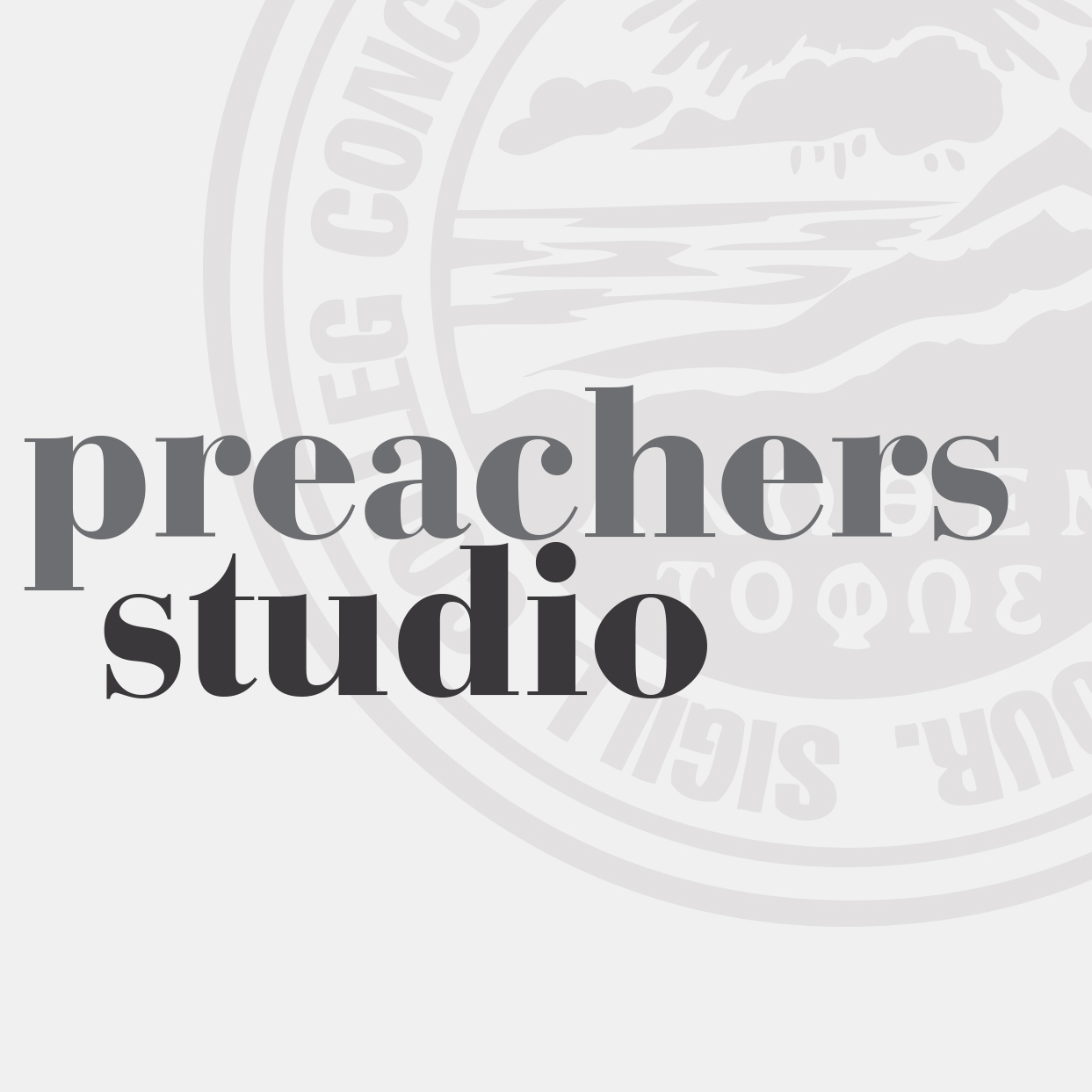 Preachers Studio: Roosevelt Gray, Jr.