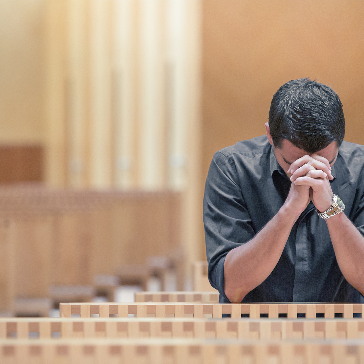 "Problematic Words in Prayer: Misappropriating ""Be With"""