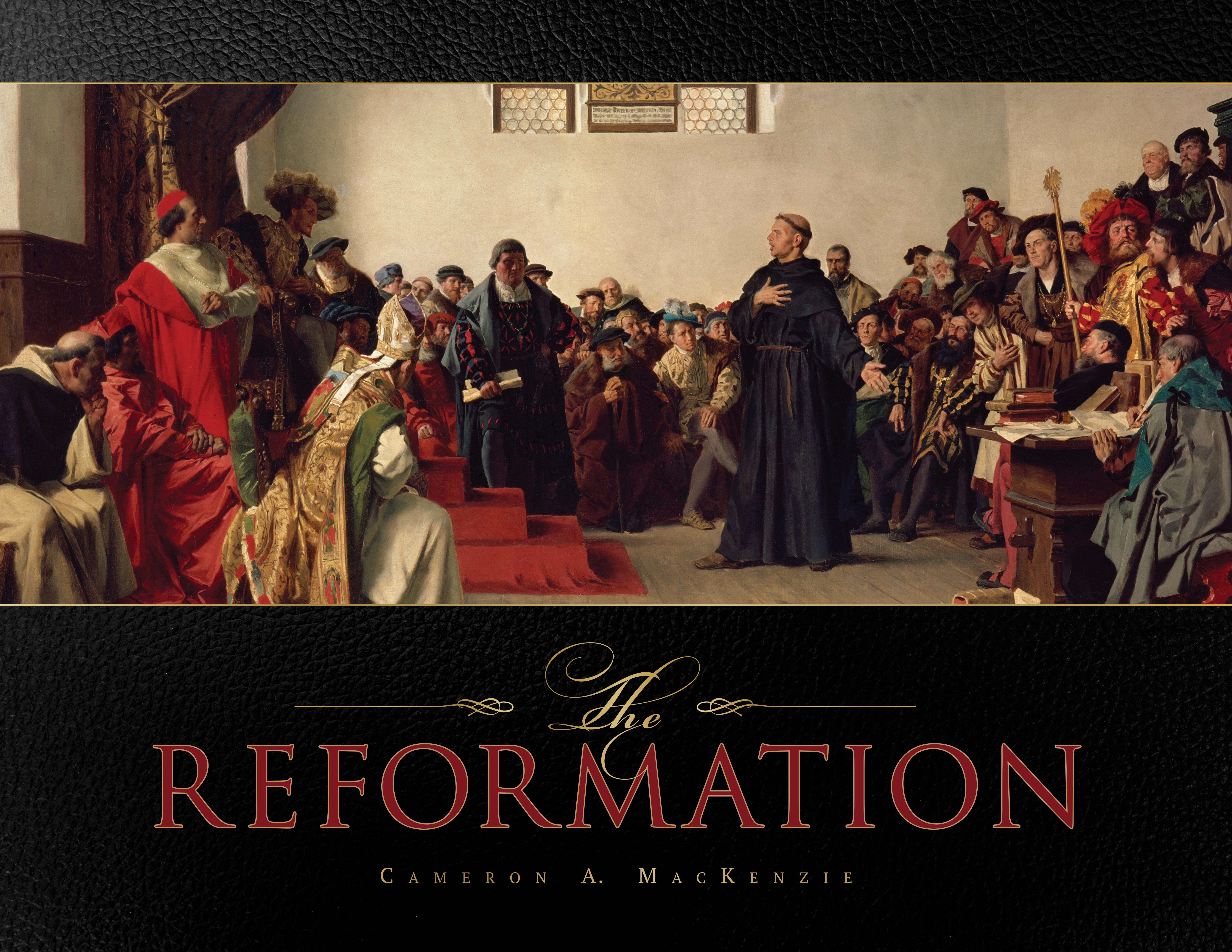 The Reformation … on Your Coffee Table