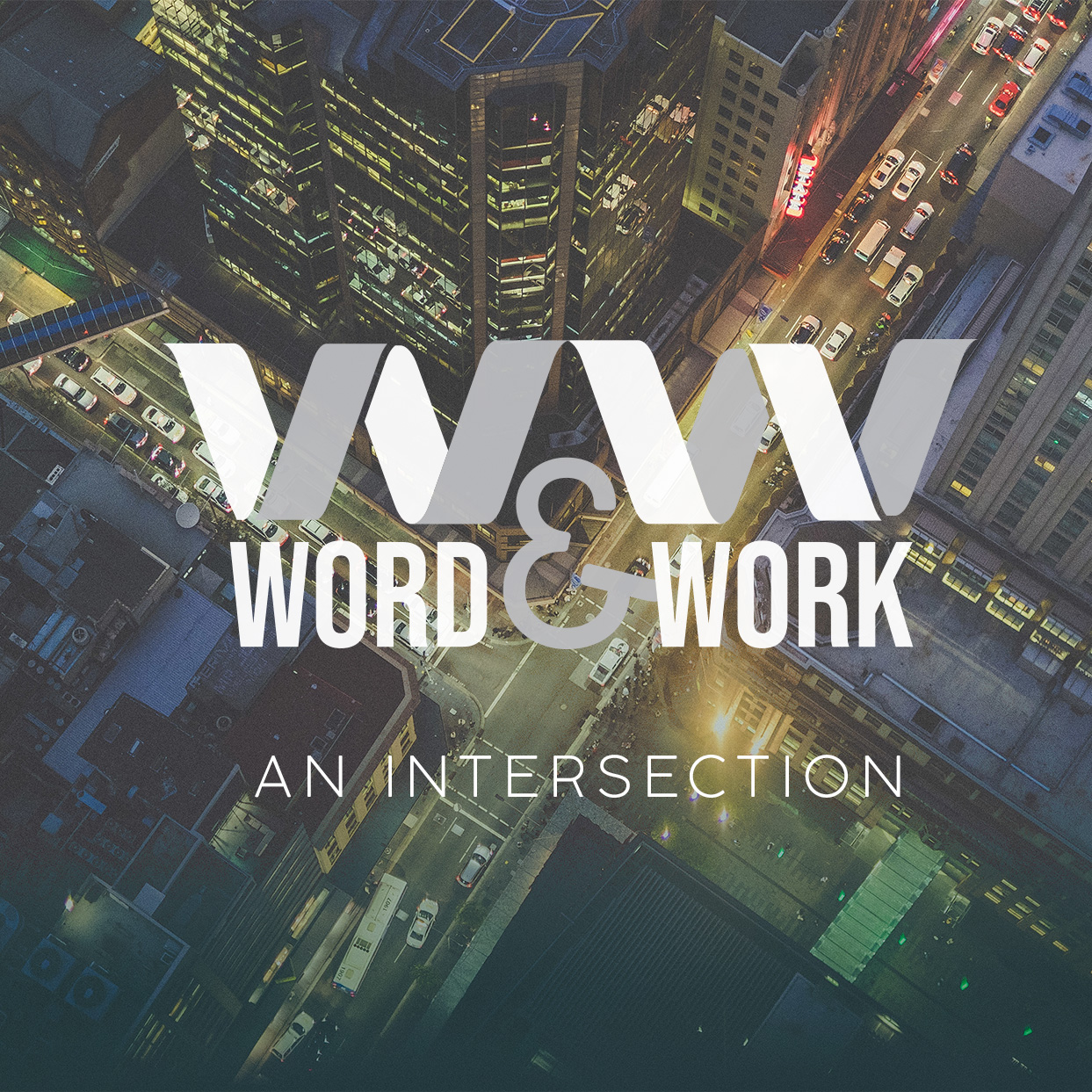 Word and Work: Art, Faith, and the Cross