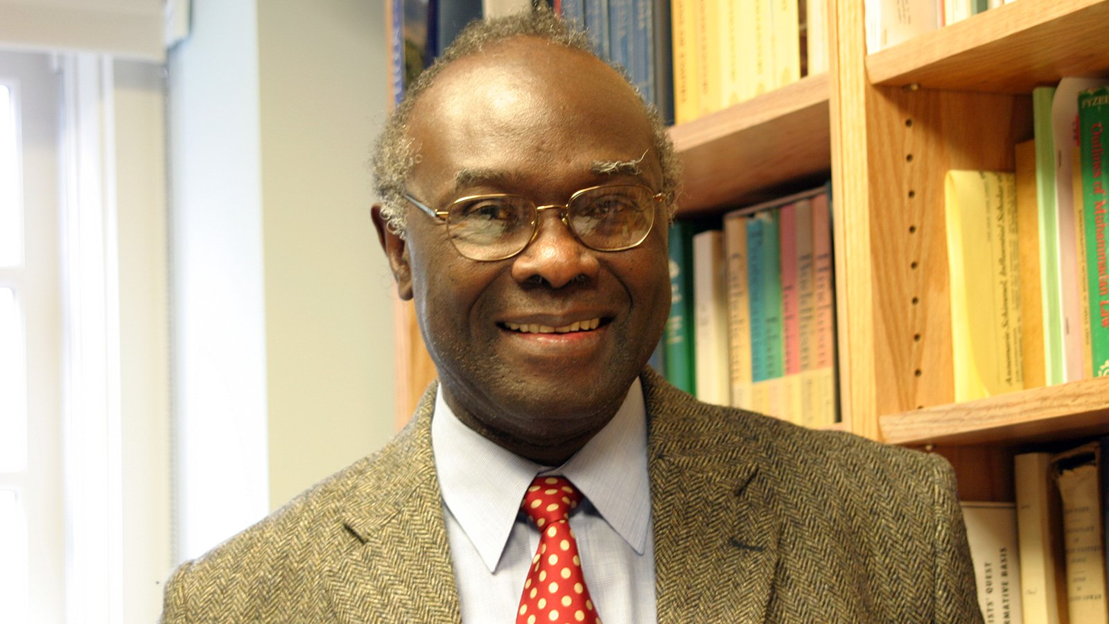 Remembering Lamin Sanneh