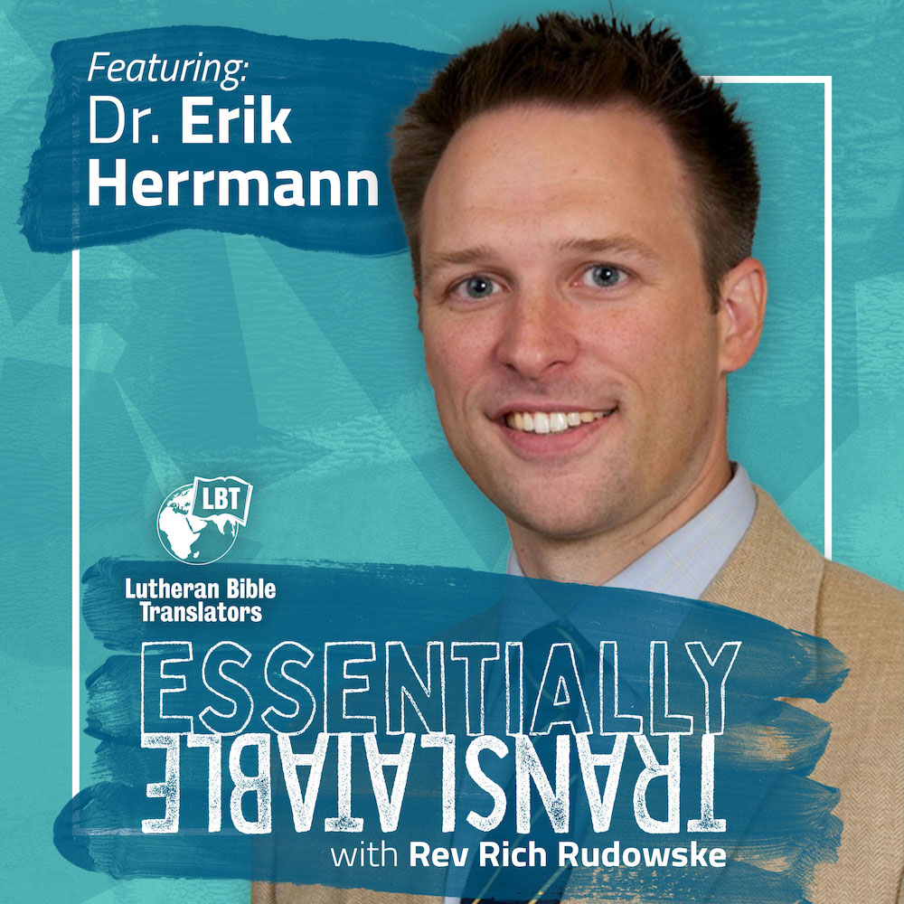 "ICYMI: Erik Herrmann on ""Luther's Translation as Reformation of Pastoral Care"""