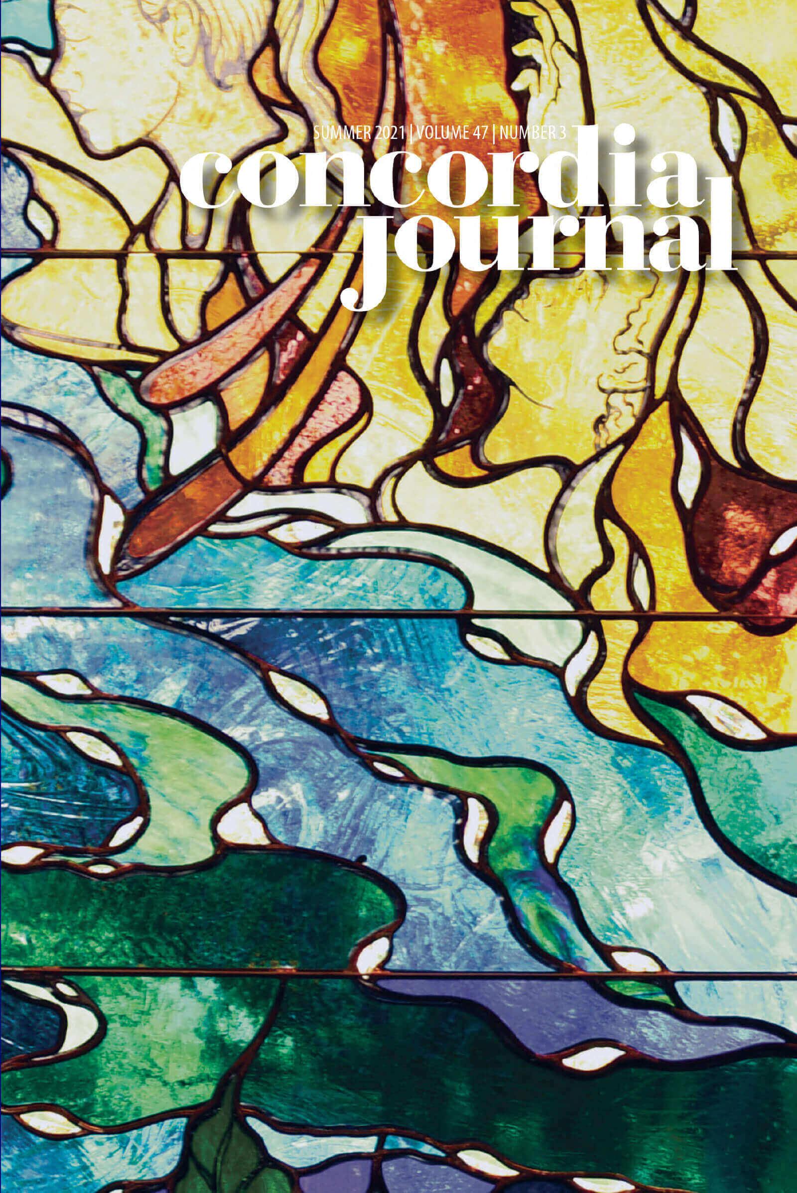 Concordia Journal, Summer 2021