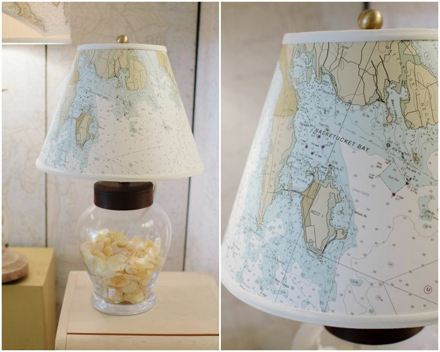Concord Lampe and Shade_Nautical Lamps1