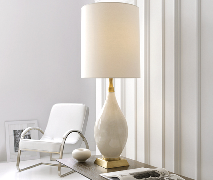 Cylinder Lampshades Concord Lamp And, Tall Barrel Lamp Shades