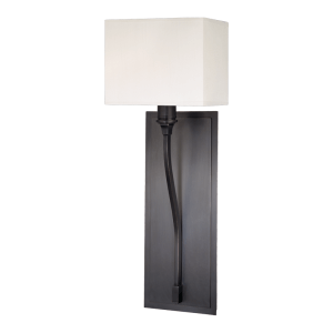 641-OB_Hudson Valley Selkirk Single Light Wall Sconce in an Old Bronze Finish